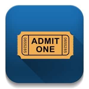 admissionticket