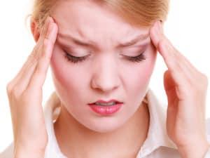 headachewomanlipstick